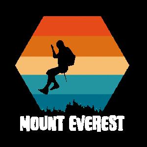 Mount Everest Klettern