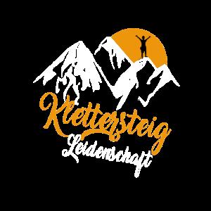 Klettersteig Berg Leidenschaft