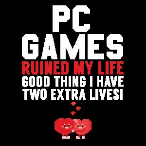 Spiele ruiniert mein Leben bekam 2 Extra