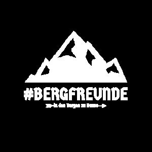 BERGFREUNDE - in den Bergen zu Hause