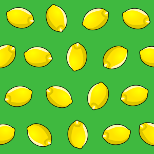 Zitronen! Corona, Mundschutz, Gesichtsmaske, Virus
