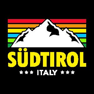 Südtirol Berge Italien Winter Skifahren