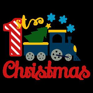 Das erste Weihnachten des Kindes