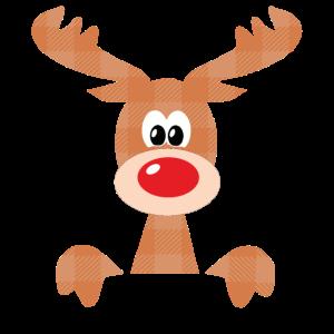 Rentier Weihnachten Reindeer Geschenkidee