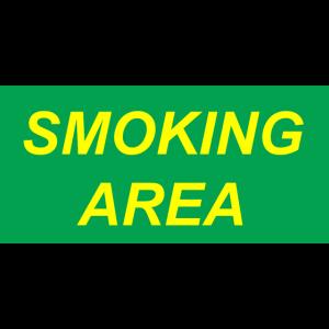 Raucherbereich, Zigaretten Raucher