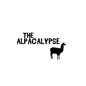 Alpacalypse Geschenk T-Shirt Alpaka Lama