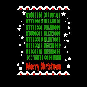 Merry Christmas Nerd