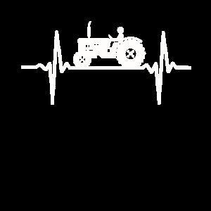 Herzschlag Traktor Trecker