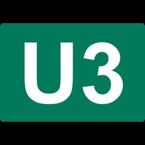 Berlin U-Bahn U3