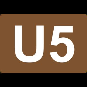 Berlin U-Bahn U5