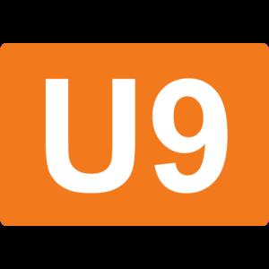 Berlin U-Bahn U9