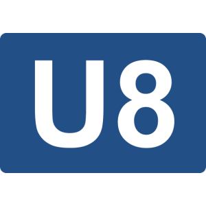 Berlin U-Bahn U8