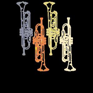 Trompeten Vintage