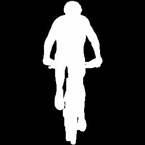 Ich liebe Radfahren Fahrrad Herz Fahrradfahren Rad