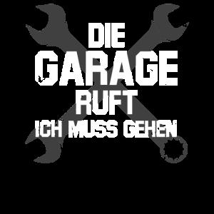 die garage ruft