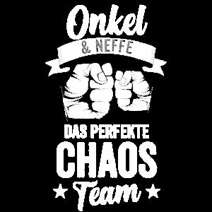 Onkel Und Neffe das perfekte Chaos Team Geschenk