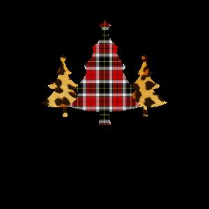Merry christmas Tannen Geschenk Idee