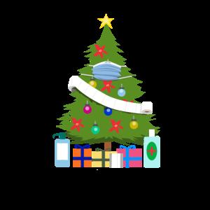 Christmas 2020 Weihnachten Lustig Weihnachtsbaum