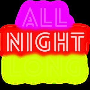 All Night Long Party Club Szene Nachtleben Feiern