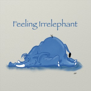 Irrelefant