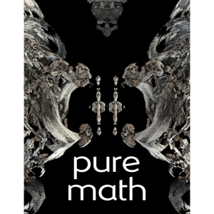Reine Mathematik - Fraktal 3D-Grafik, cool & nerdy