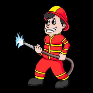 Feuerwehr Feuerwehrmann Illustration