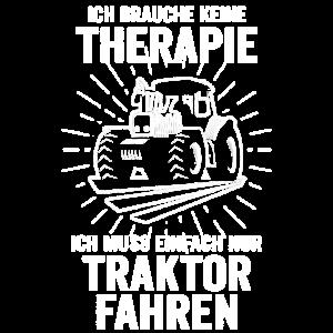 Traktor Therapie Trecker Landtechnik Bauer Geschen