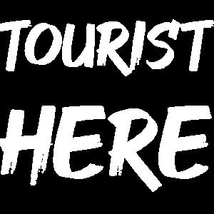 Tourist Here