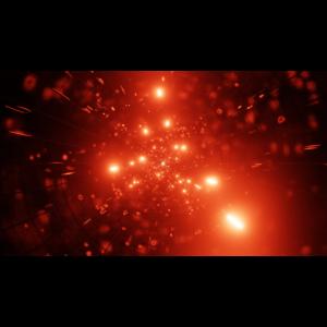 BACKGROUND WALLPAPER 3d illustration of fire