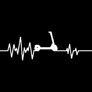 Herzschlag Roller