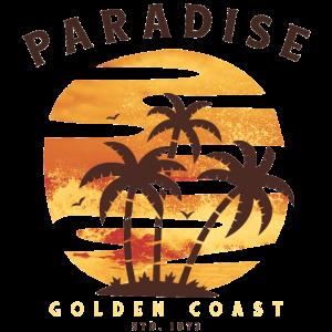 Paradise vintage