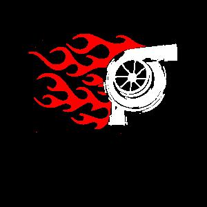 Turbolader Boost Petrol Schrauber Turbo Geschenk