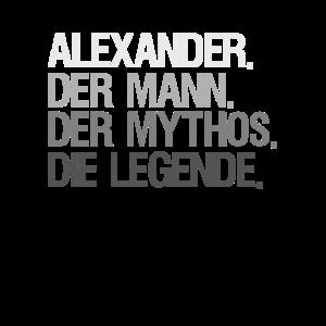 Vorname Alexander