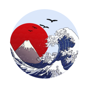 The Great Wave II