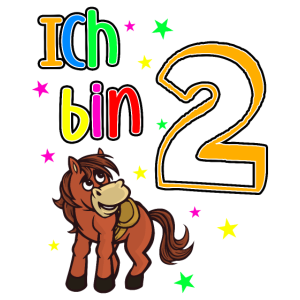 Geburtstagskind - 2. Geburtstag
