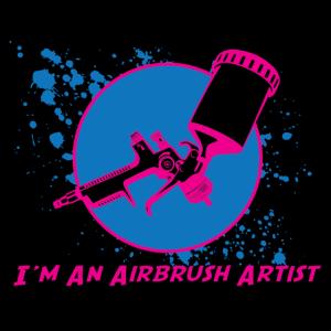 Airbrush Hobby Graffiti Artist Künstler