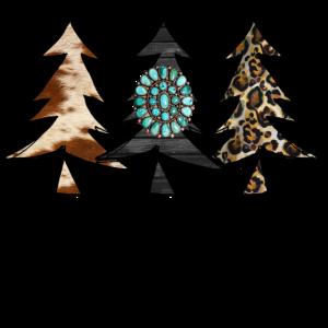 Frohe Feiertage Baum
