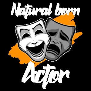 natural born actor