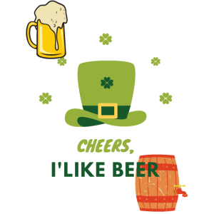 Ich mag Bier