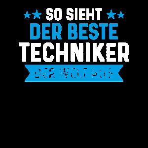 So sieht der Beste Techniker der Welt aus