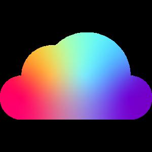 Wolke Verlauf Regenbogen