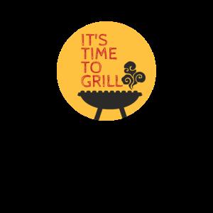 BBQ Grillen Glut Steak Lustiges Design