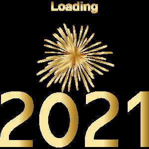 loading 2021 happy new year