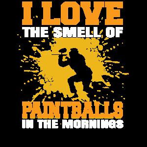 paintball Paintballer Paintballspieler softair