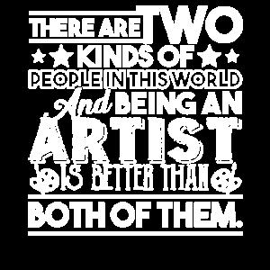 Künstler als Künstler
