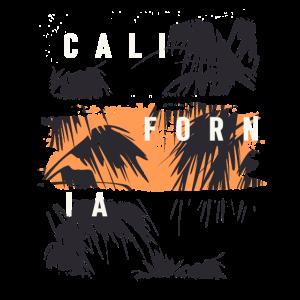 California Beach Motiv Design