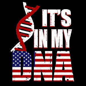 Amerika ist in meiner DNA