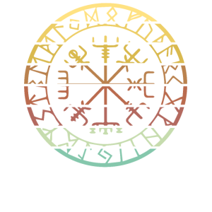 Vegvisir Futhark Runen