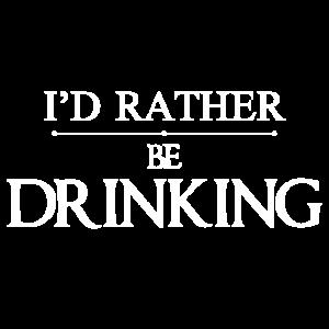 Ich wünschte, ich hätte getrunken