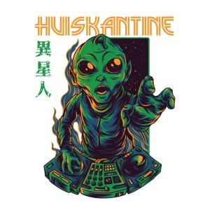 huiskantine alien DJ